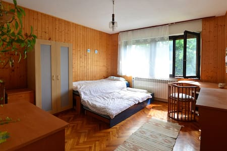 Private room in comfortable house :) - Varaždin