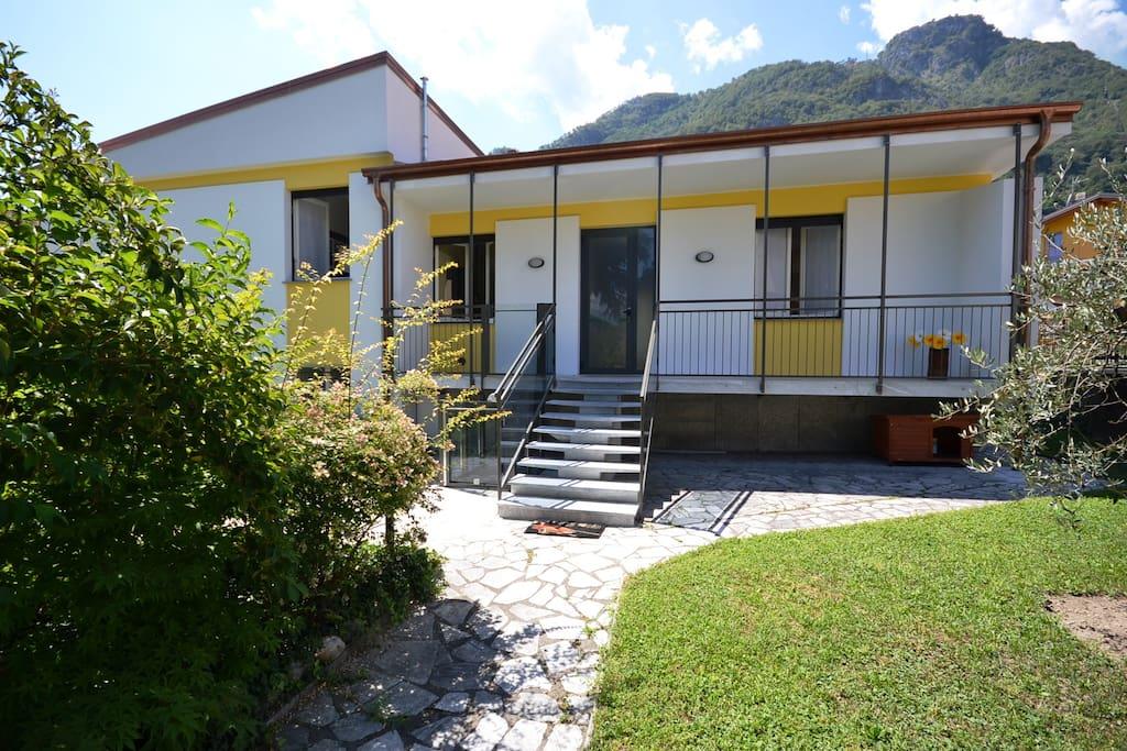 Casa emilia con giardino e piscina case in affitto a - Case con giardino in affitto ...