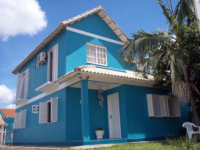 Casa com uma ótima estrutura para receber seus hóspedes