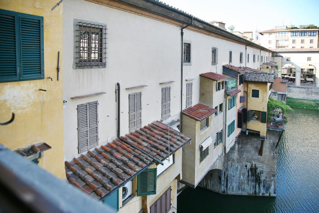 Unique Apartment Ponte Vecchio - Apartments for Rent in ...