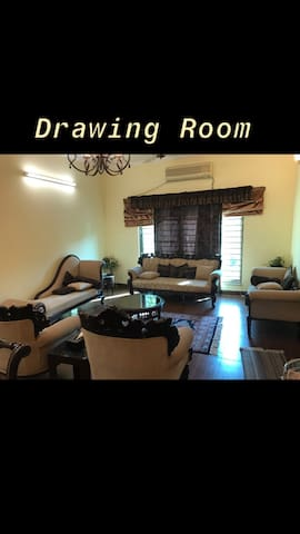 Private ground floor Near DHA Ph5 & Lums airports