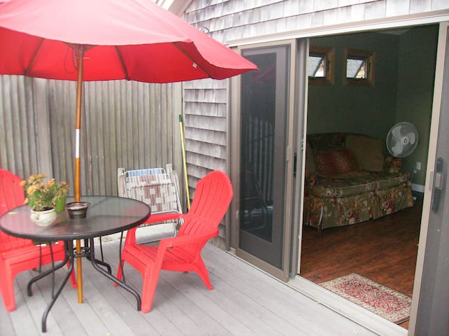 Spacious - In the Heart of Town  - Provincetown - Lägenhet