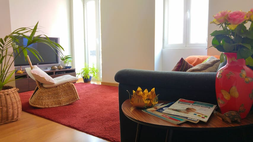 Room with terrace (your lovely one) - Lisboa - Apartment