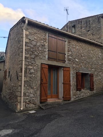 Maison de village à Brenac