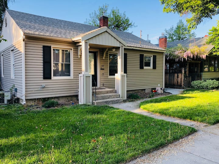 Private 2 Bedroom Home Minutes from Downtown Boise
