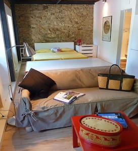 Cozy, intimate, refurnished studio - San Lorenzo de El Escorial
