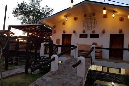 Casa de campo cabaña en Acambay Estado de México