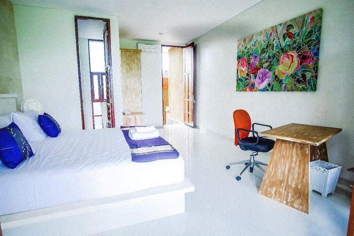 One Bedroom Studio Apartment Ricefield View - Ubud