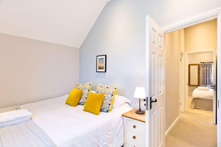 Spacious Bedroom 2 with ensuite