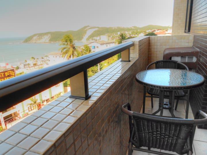 Maximum Apartment 302. Ponta Negra beach. Natal.