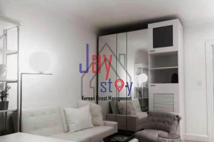 【Jay STay】 3호선 마두역, 호수공원/신촌/홍대 무환승 교통편리