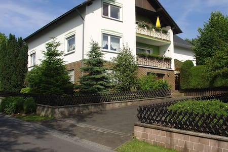 Cosy Apartment in Wilsecker near the Forest