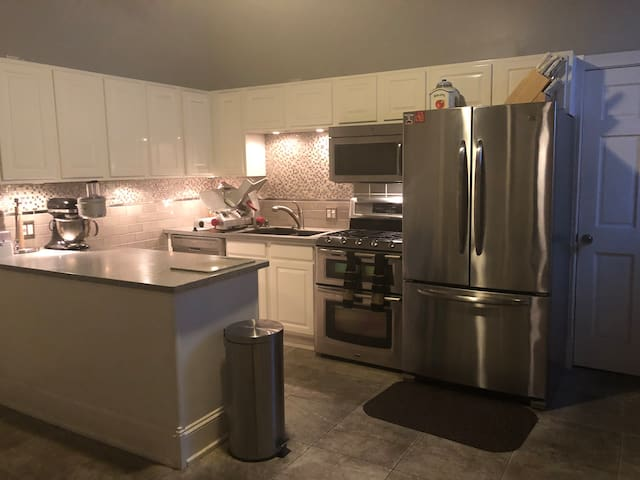 Beautifully remodeled 1 bedroom , and private bath