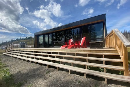 Modern Luxury meets Rustic Cariboo Living