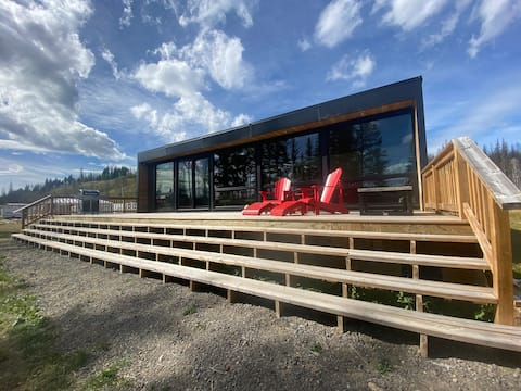 Modern Luxury meets Rustic Cariboo Living
