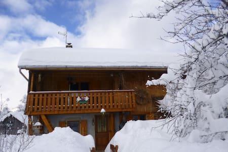 Studio en Montagne à l'étage - Saint-Jeoire