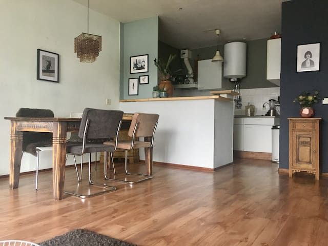 Cosy all in One appartement city centre Breda