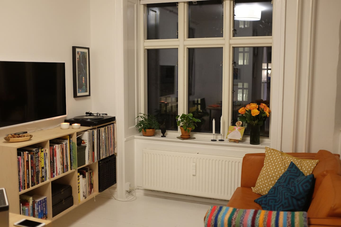 Cosy and light home in hip CPH V