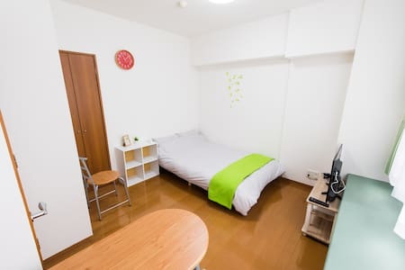 1mins walk from Metro#Ginza and Central tokyo! - Chūō-ku - Appartement