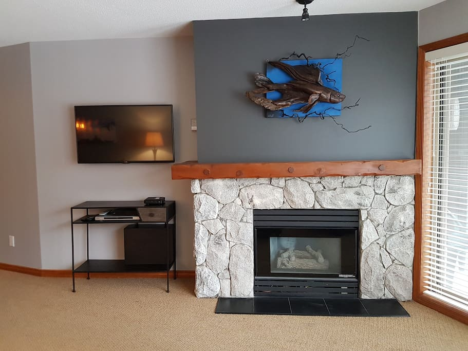 Driftwood Fish by renowned Vancouver artist  Wil Silva. Contact him at wsilva@live.ca for this piece or other art.