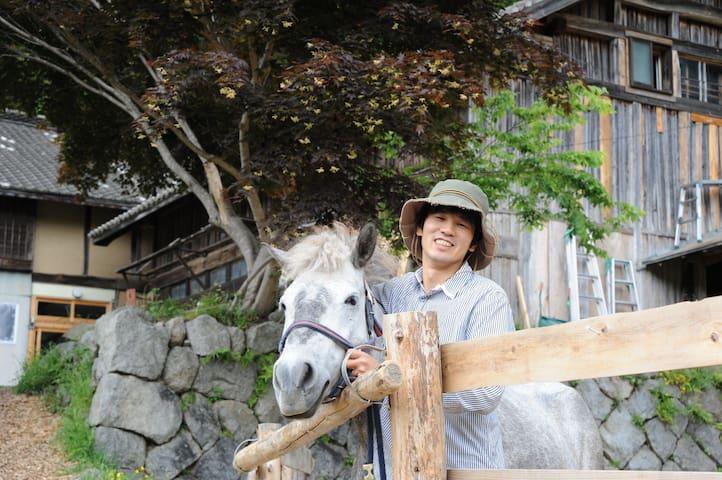 Kamaishi.Farm Stay - Kamaishi-shi - Haus