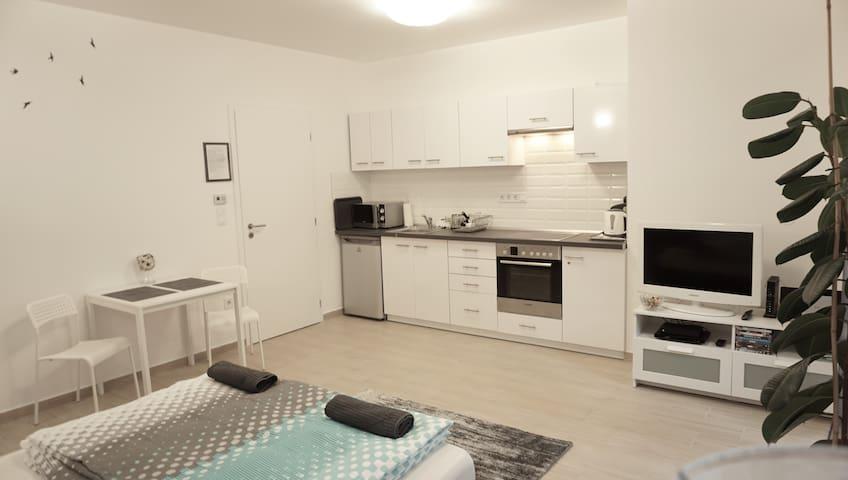 Full apartment near Budapest Airport