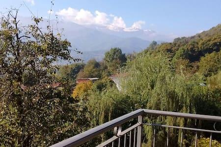 Incastonato nella natura del Monte Bracco.. comodo - Rifreddo