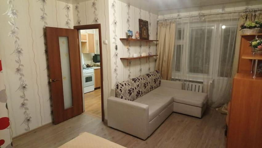Уютная квартира в центре Чебоксар
