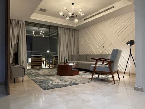 Eko Pearl Towers: 12th Floor 2-Bedroom Apartment