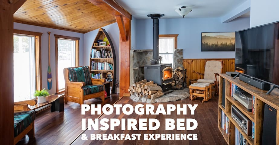 Follow Me North Photography Inspired B&B