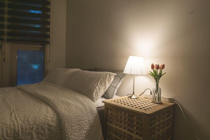 """OPEN SALE★ Clean & Cozy """"Merci Room"""""""