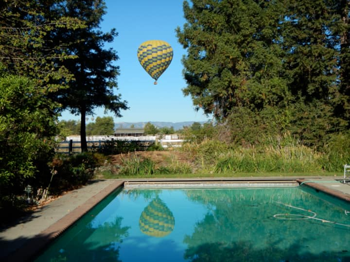 Davis Country Estate Suite Rm #3