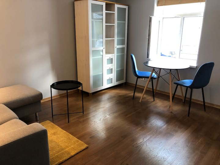 Cozy apartment in centre, 7-min walk from old town