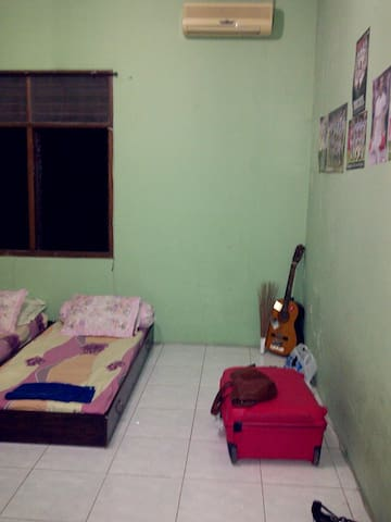 comfortable and cheap room