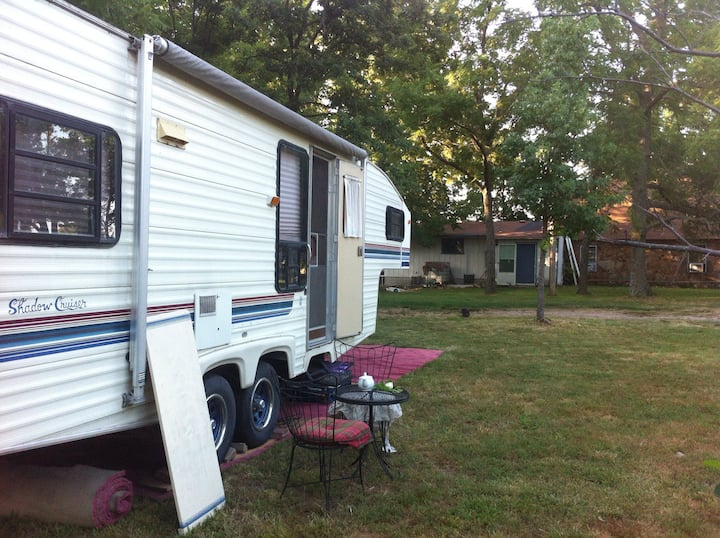 Park boat- store/use Your RV here!