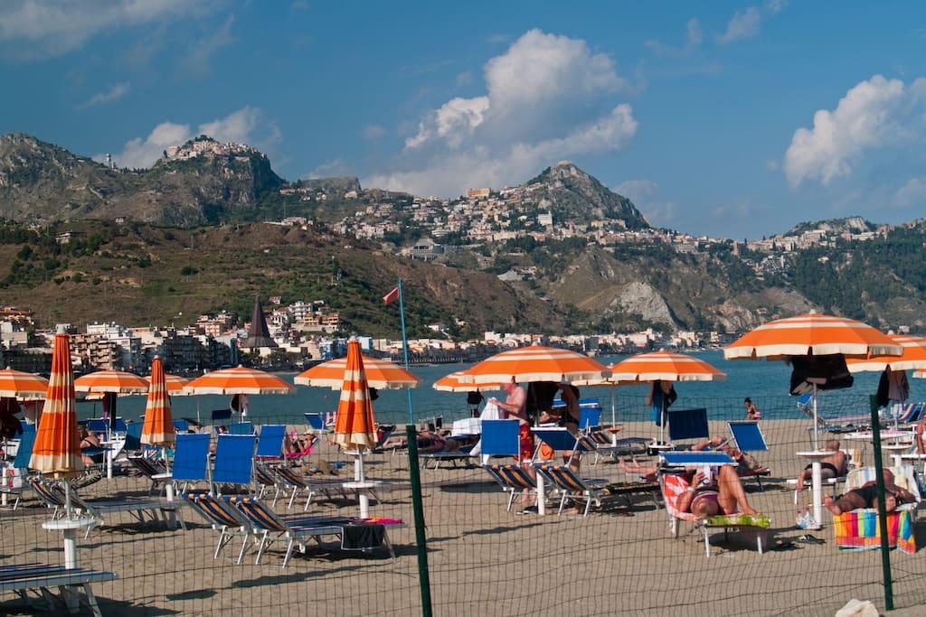 Casa dany olga apartments for rent in giardini naxos sicilia italy - Hotel alexander giardini naxos ...