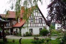 Romant. Hexenhäuschen/Fränk.Schweiz