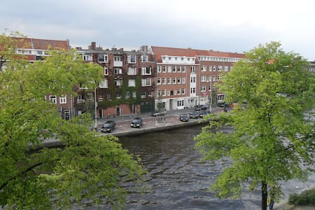 2p. Studio w. pr. Balcony, Bath, Shower & Toilet - Ámsterdam - Loft