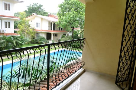 Breathtaking Goa Apartment Rental - Goa del nord