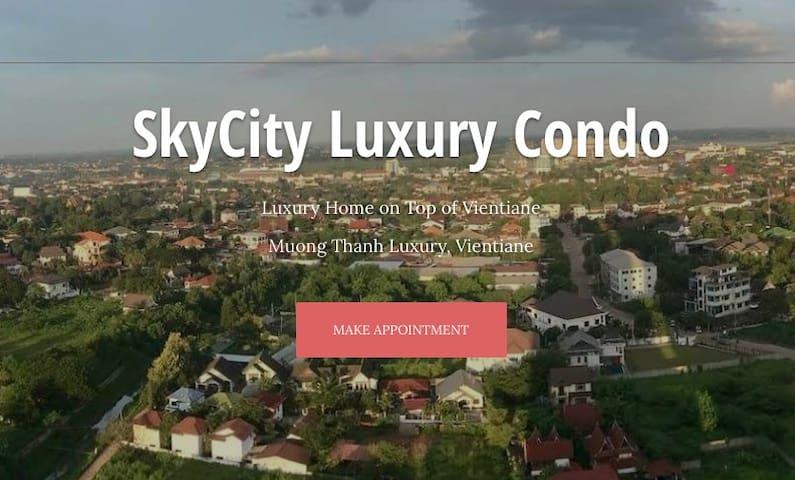 SkyCity Luxury Condo 5 min walk to Thai Consular