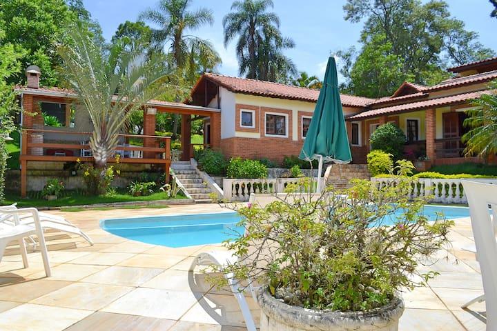 Amazing House Recanto da Benção - Mairinque