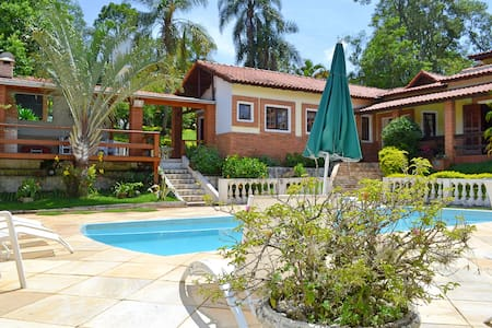 Amazing House Recanto da Benção - Mairinque - Mairinque - Rumah