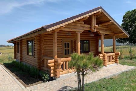 Wooden Villas in Bulgaria Lozenets!