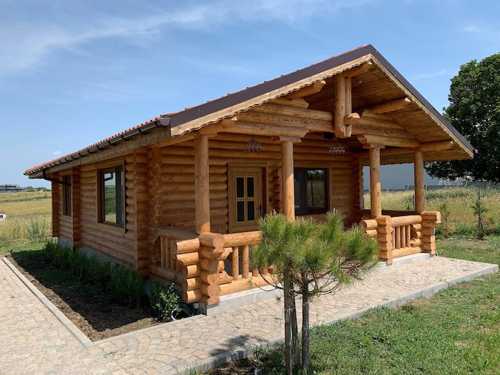 Wooden Villas in Bulgaria Lozenets!