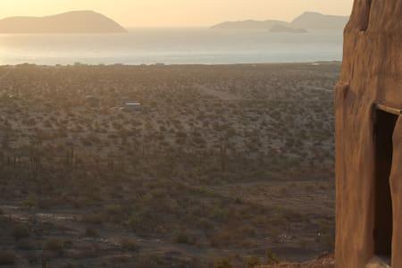 Mauro's Posada - Bahía de los Ángeles - Dům v zemi
