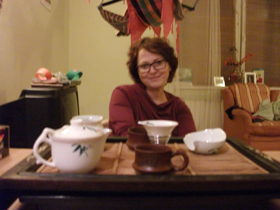 Пространство чайных церемоний открыто и ждет  вас!