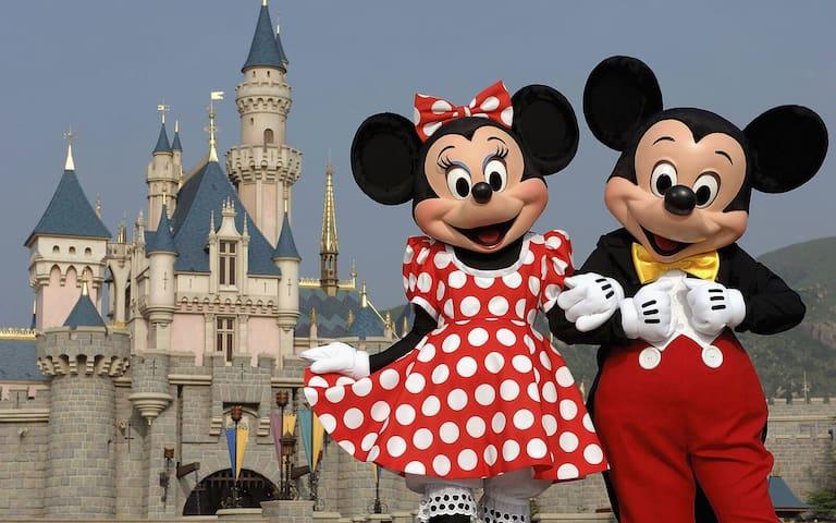 Disney Appartement - Torcy