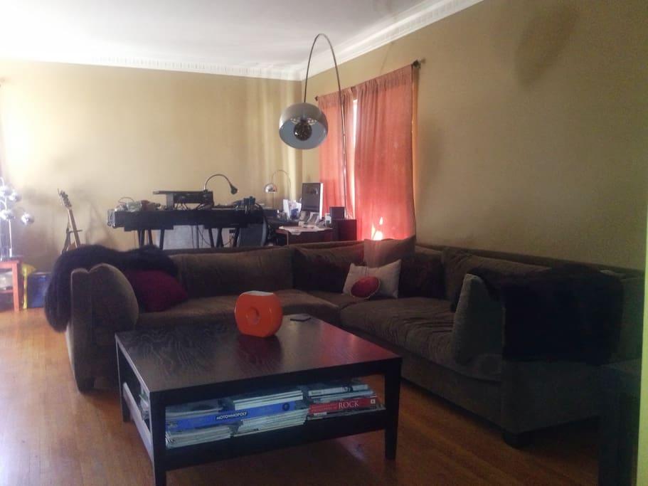 Music Room/Living Room
