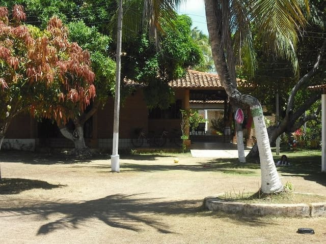 Sitio Forte rents suites with pool