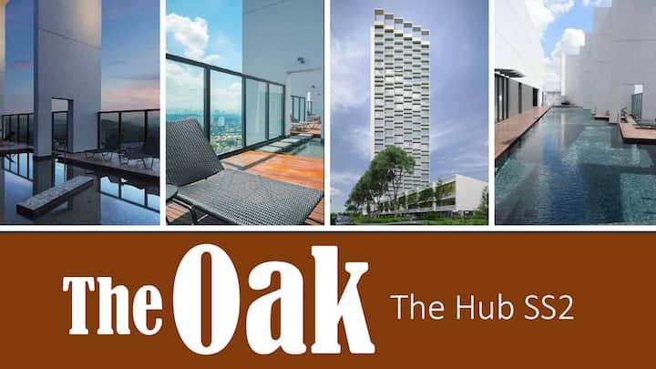 Centre of PJ -The Oak 100Mbps WiFi